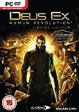Software : Deus Ex Human Revolution Limited Edition w/Explosive Mission Pack