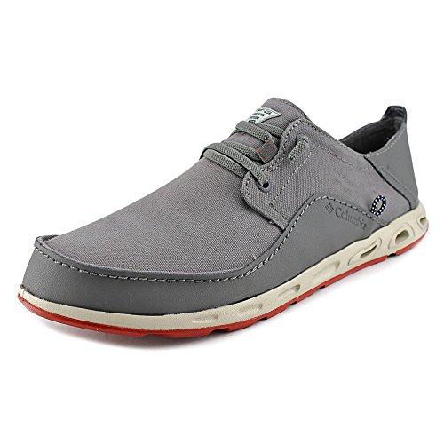Columbia Boat Shoes - Columbia Men's Bahama Vent PFG Lace Up,City Grey/Gypsy,US 11 M