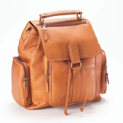 Clava Urban Survival Leather Backpack, Bags Central
