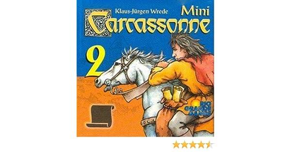 Mini Carcassonne 2 - Despachos: Amazon.es: Juguetes y juegos