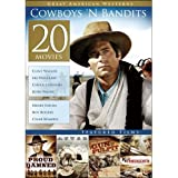 20-Film Great American Westerns: Cowboys 'N Bandits