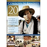 20-Film Great American Westerns: Cowboys 'N Bandits