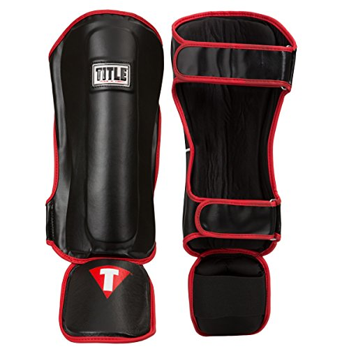 Title MMA Performance Stand-Up Shin Guards