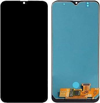 Swark Super AMOLED - Pantalla táctil LCD para Samsung Galaxy A30s SM-A307 (sin Marco), Color Negro: Amazon.es: Electrónica