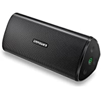 URPOWER Bluetooth Speakers IPX7 Waterproof Portable Wireless Bluetooth Speaker Outdoor 4.0 with 20W Dual Driver, Stereo Pairing, More Bass for iPhone Android Echo Dot, Durable for Beach Shower Sports
