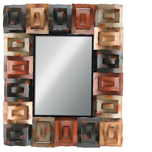 Regal Art & Gift Buckles Wall Mirror, 41-Inch