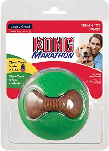 KONG Company-Marathon Ball- Assorted Large