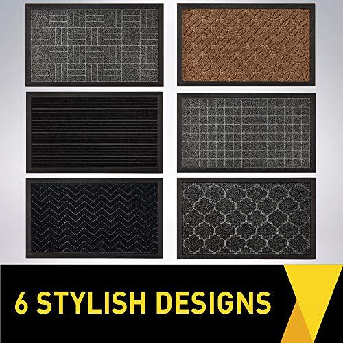 d80346fe579e GRIP MASTER Durable, Tough All-Natural Rubber Doormats (29x17 - Import It  All
