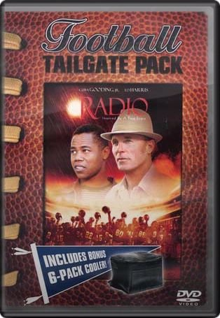 Widescreen Cooler (Radio (Widescreen) (Football Tailgate Pack - Includes 6-Pack Cooler))