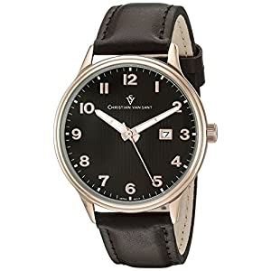 Christian Van Sant Men's 'Montero' Quartz Stainless Steel Casual Watch (Model: CV9811)
