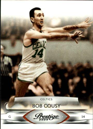 - 2009 Prestige Basketball Card (2009-10) #119 Bob Cousy