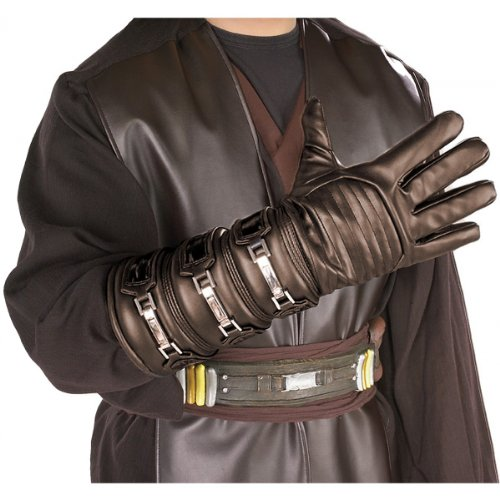 Anakin Skywalker Gauntlet Costume (Adult Anakin Skywalker Gloves)