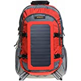 XTPower Hiking Solar Backpack with Removable 7 Wall Solar Panel for Smart Phones, Tablets, GPS, Bluetooth and GoPro…