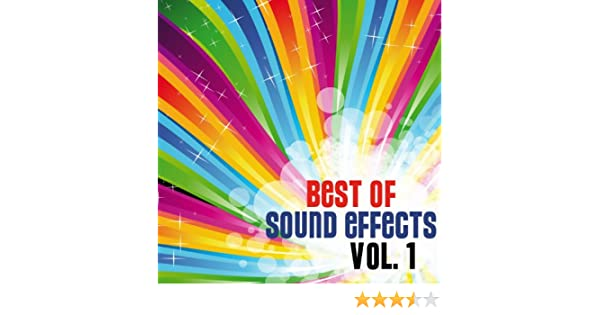 Best of Sound Effects  Royalty Free Sounds and Backing Loops