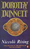 Front cover for the book Niccolo Rising by Dorothy Dunnett