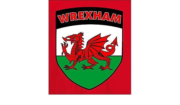 Amazon.com: Camiseta Hombre Wrexham FC Manga Larga F?tbol - Todas Las Tallas: Sports & Outdoors