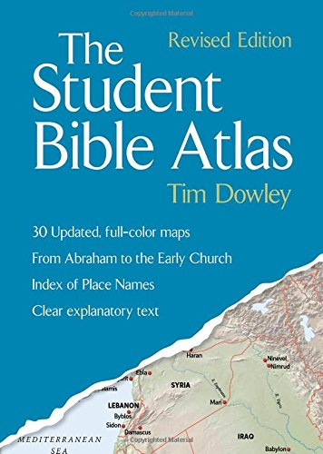 The Student Bible Atlas, Revised Edition