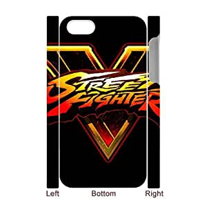 iPhone 4 4s Cell Phone Case 3D Street Fighter V Customized Gift pxr006_5259376
