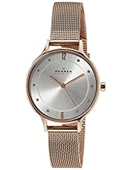 Skagen Women's Anita SKW2151 Silver Stainless-Steel Quartz Watch