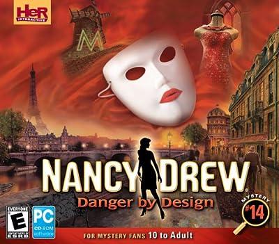 Nancy Drew Danger By Design JC