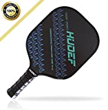 Best Pickleball Paddles - HUDEF Pickleball Paddle with Composite Graphite Paddle face Review