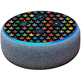MightySkins Skin for Amazon Echo Dot (3rd Gen) - Sticky Icky Icky | Protective, Durable, and Unique Vinyl Decal wrap Cover | Easy to Apply, Remove, and Change Styles | Made in The USA