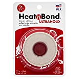 Thermoweb 3509-78 Heat'n Bond Ultra Hold Iron-On Adhesive, 7/8-InchX10 Yards