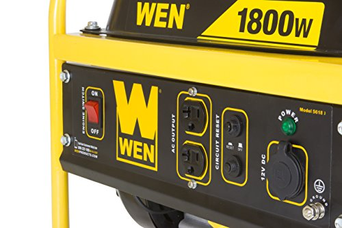 Review WEN 56180 1800-Watt Portable