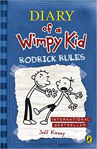 Diary of a wimpy kid rodrick rules book 2 amazon jeff diary of a wimpy kid rodrick rules book 2 amazon jeff kinney 9780141324913 books solutioingenieria Image collections