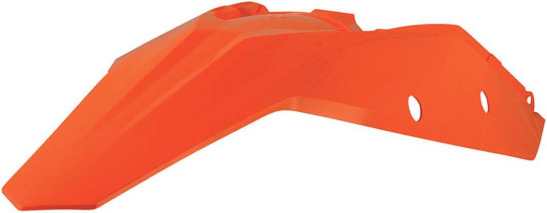 Orange for 07-10 KTM 250SX Acerbis Rear Fender Pod