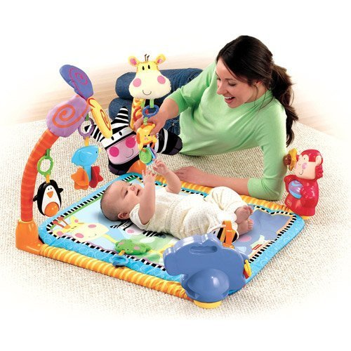 Fisher-Price Open Top Musical Discovery Gym