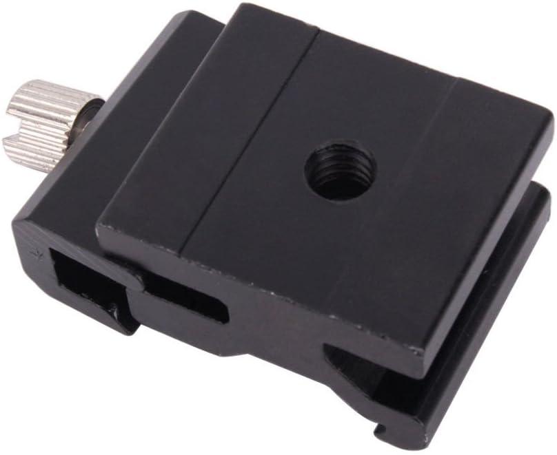 yan/_3 Pro Hot Shoe Flash Stand Adapter With 1//4-20 Tripod Screw Camera