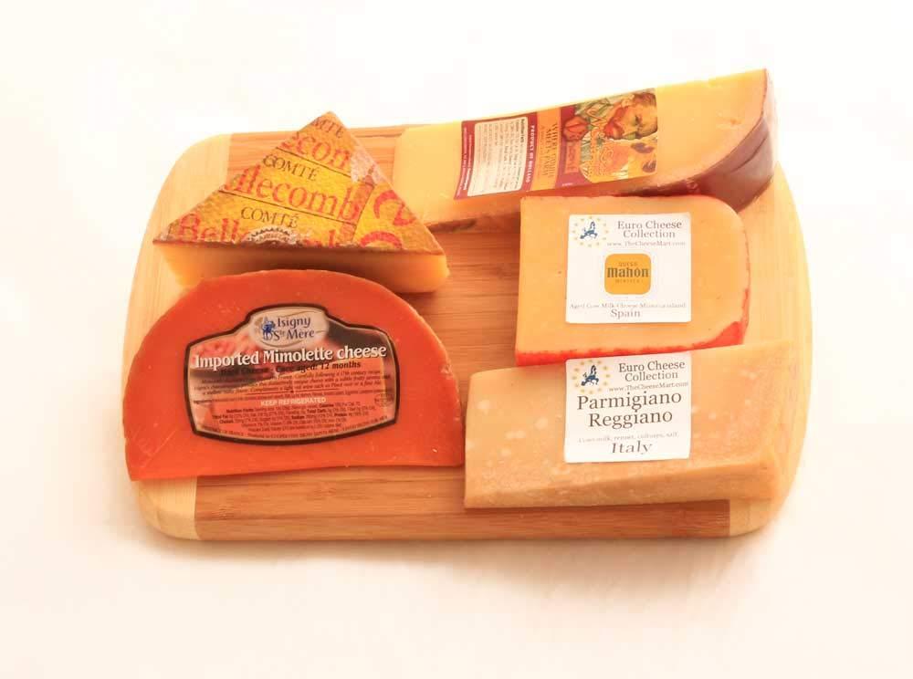 European Gourmet Cheese Collection