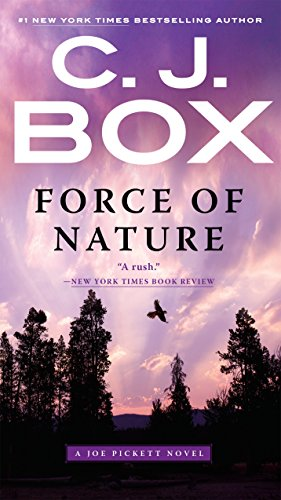 book cover of Force of Nature