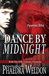 Dance By Midnight (The Grimoire Chronicles Book 1) (English Edition)