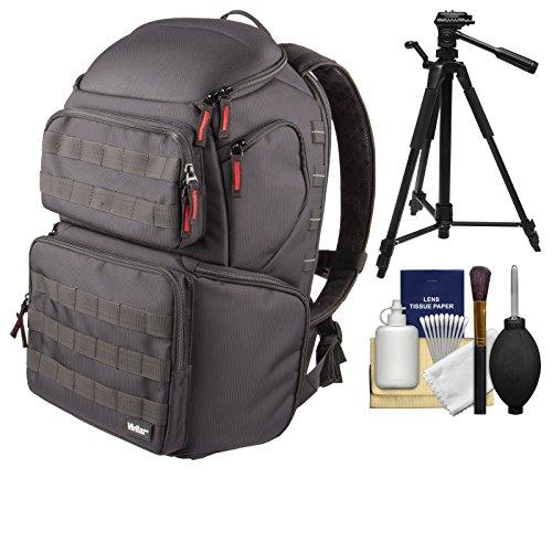 Vivitar Series One DKS-62 DSLR Camera / Laptop Backpack with