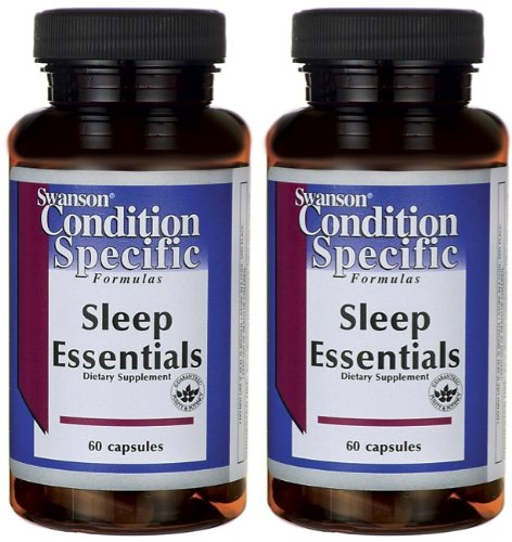 Swanson Sleep Essentials Bottles each