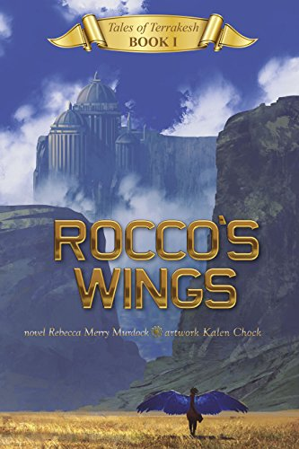 Kids on Fire: A Free Excerpt From Rocco's Wings, A Fantasy Novel For Tweens