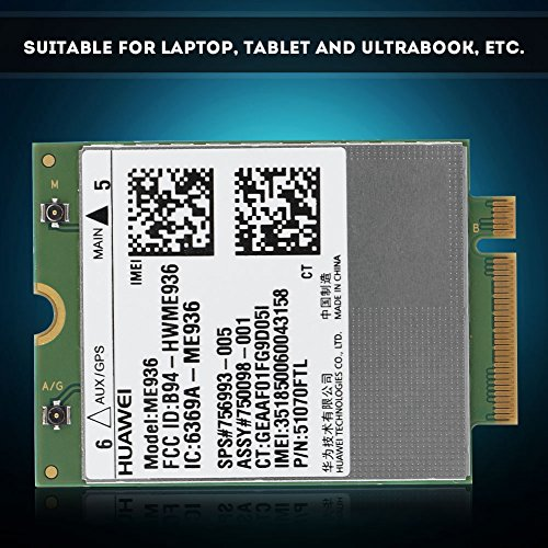 fosa Replacement Internal 100Mbps 4G LTE FDD M.2 Module Card NGFF Interface Windows/Android/ Chrome by fosa (Image #4)