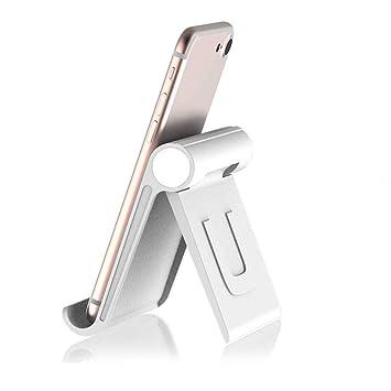 luoOnlineZ Soporte para Tablet Soporte Plegable Soporte Teléfono ...