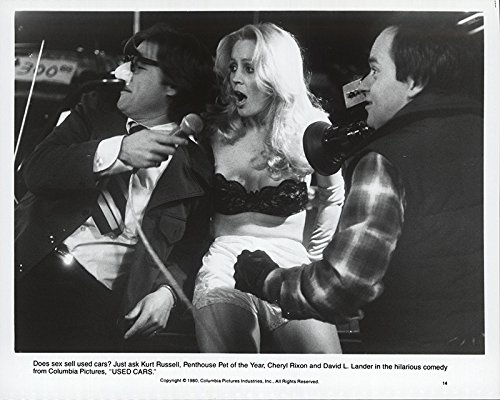 Used Cars 1980 Authentic 8 X 10 Original Movie Still Very Fine