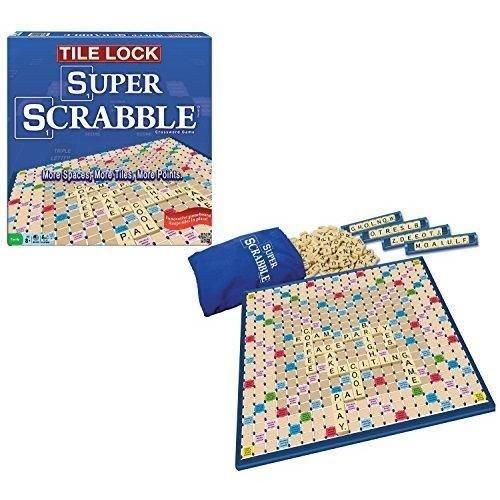 Price comparison product image Nceonshop(TM) Tile Lock Super Scrabble New