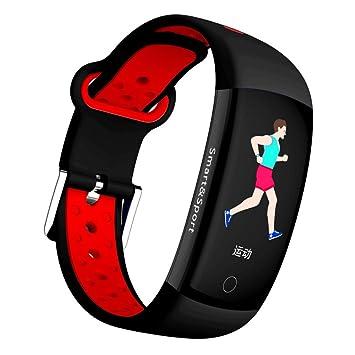 UTHDELD Smartwatch Pulsera Inteligente Colores Presión ...