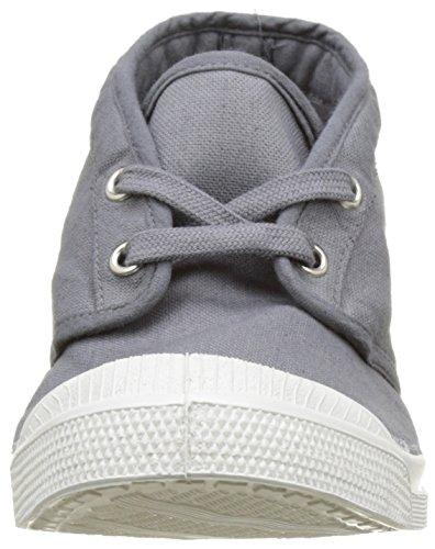 Bensimon Tennis New Nils Femme, Zapatillas Altas para Mujer gris
