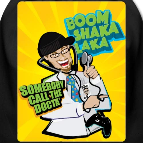 Amazon.com: Spreadshirt FGTeeeV Boom Shaka Laka Call The ...