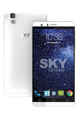 SKY Devices  Platinum 5 5+ -Unlocked GSM, 2 SIM micro