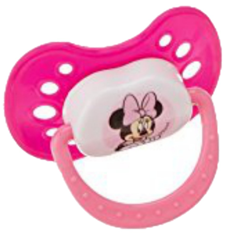 Disney Baby Minnie Mouse Ratón orthodontic Pacifier Chupete ...