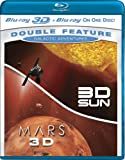 Galactic Adventures Double Feature (3D Sun / Mars 3D) [Blu-ray]