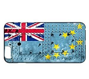Funda Carcasa para iPhone 6 Plus & 6S Plus Bandera TUVALU 06