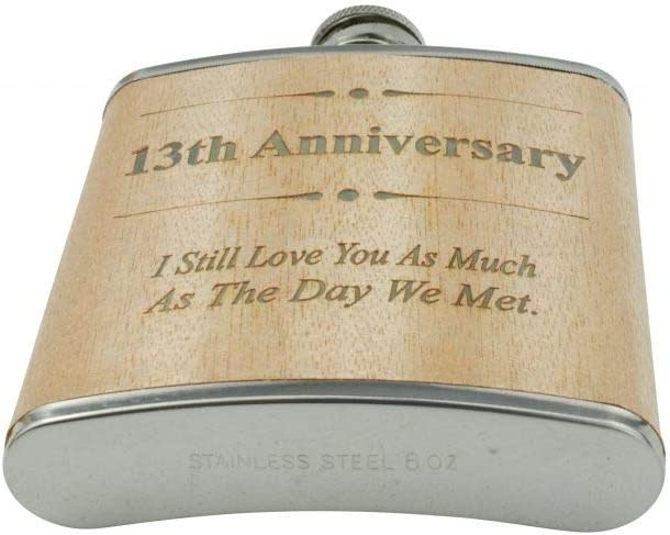 Create a Unique 13th Anniversary Date Night 13 Year Anniversary Metal Date Night Dice